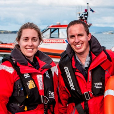 Lifejacket options with Coastguard Northern Region